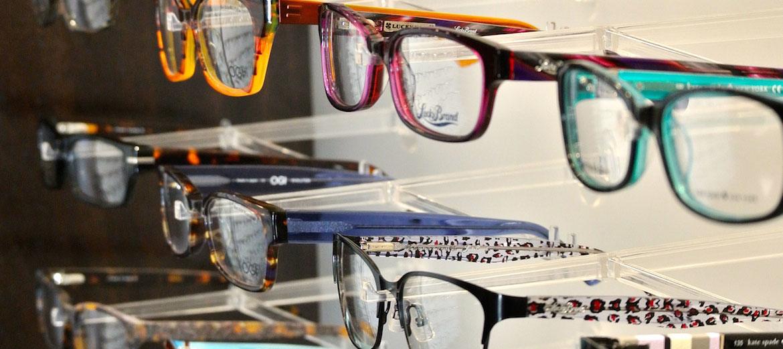 eyeglasses at belle plaine eyecare center
